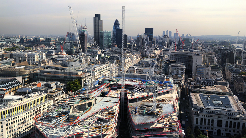 London CO2 PM10 Construction Industry Emissions