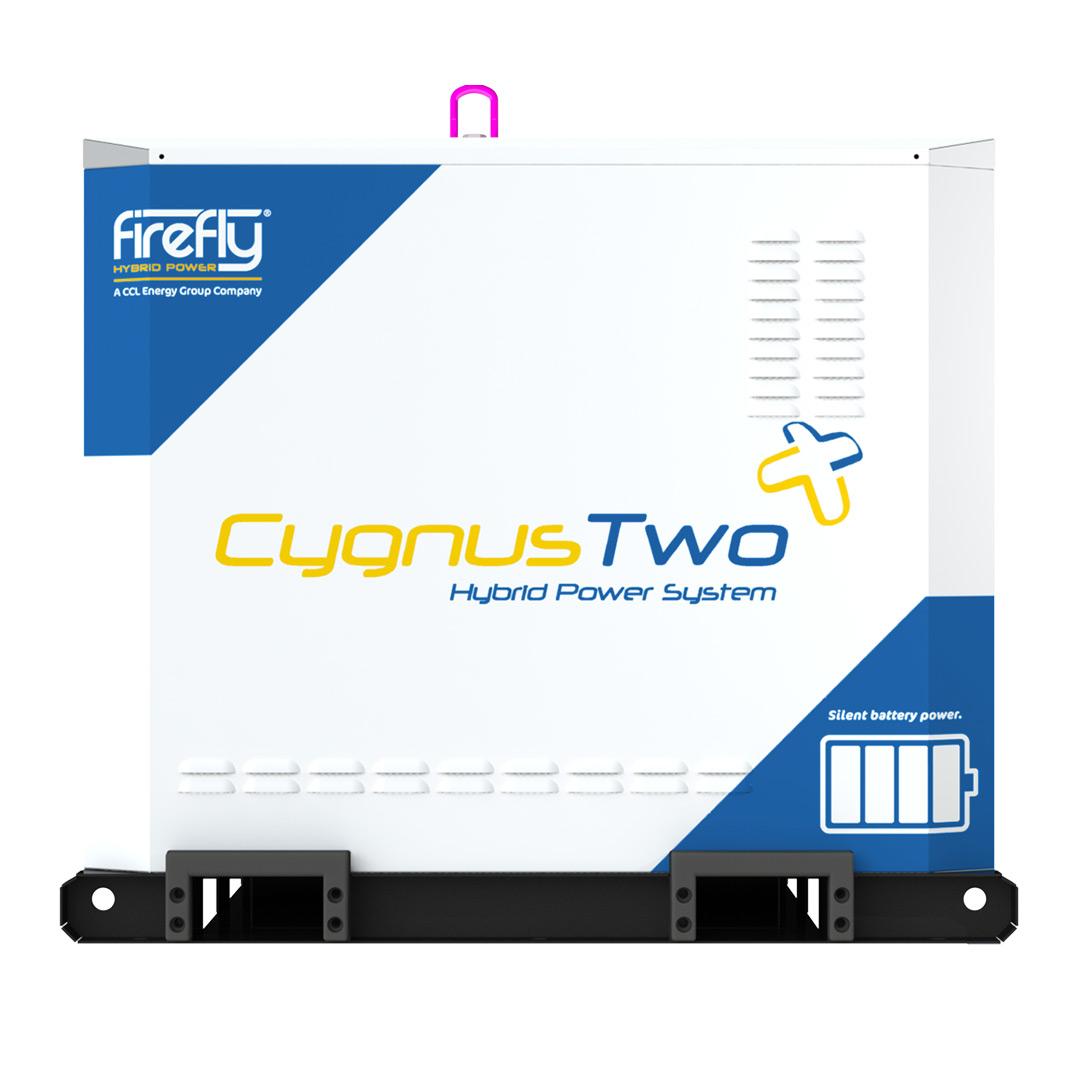 Firefly CYGNUS 2 Hybid Power System (Side View)