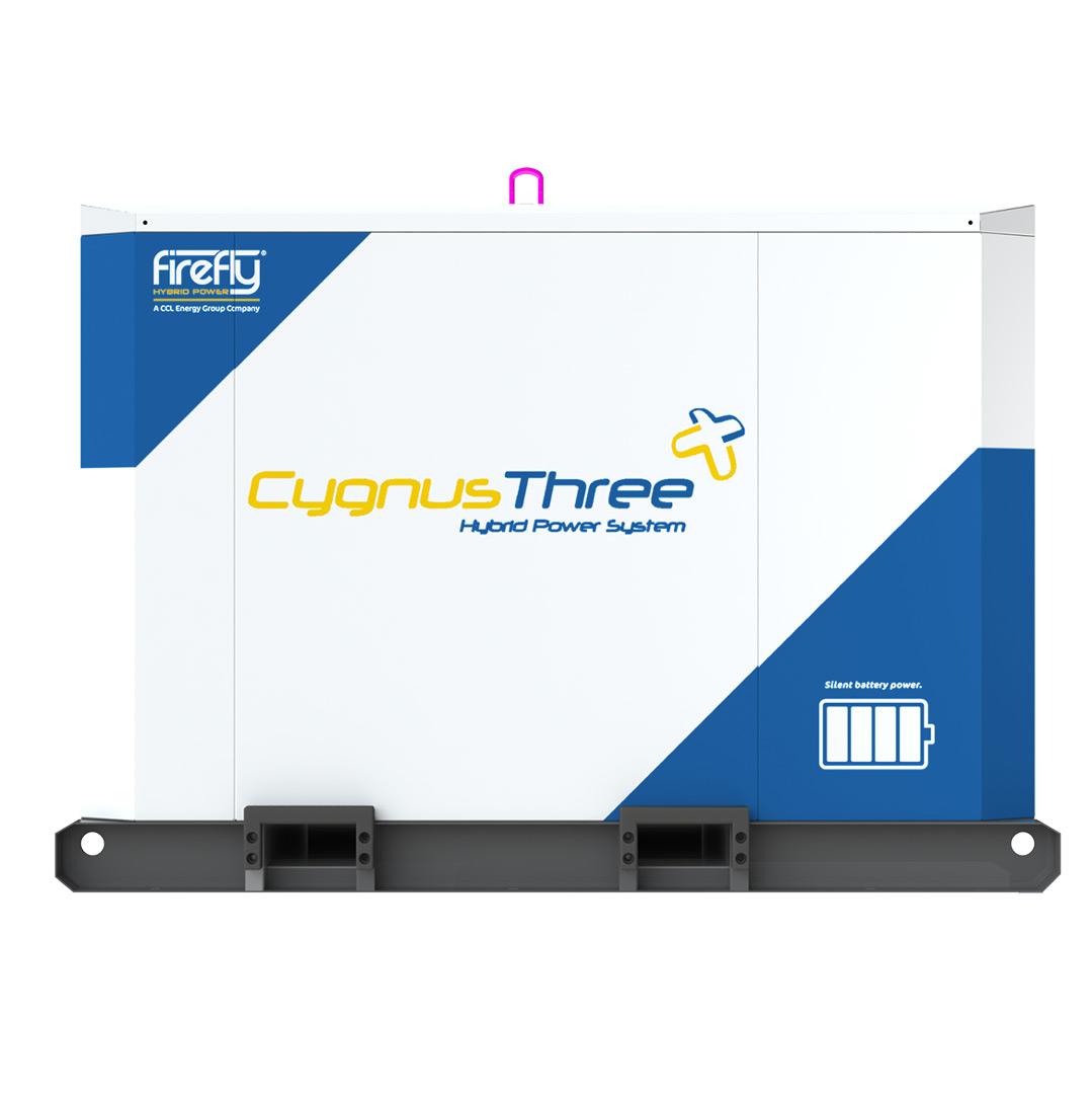 Firefly CYGNUS 3 Hybrid Power System (Side View)